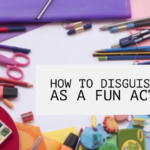 How to Disguise Study as a Fun Activity