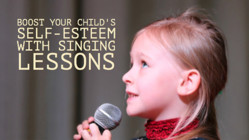 Boost Your Child's Self-Esteem with Singing Lessons