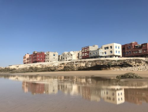 Ronda, Spain to Essaouira, Morocco by train. - Hacking Parenthood